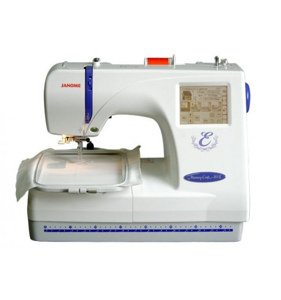 Вышивальная машина Janome Memory Craft 300Е