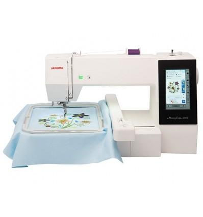 Вишивальна швейна машина Janome MC 300E