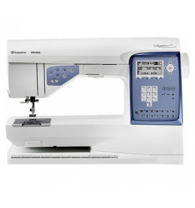 Електронна швейна машина HUSQVARNA Sapphire 835
