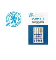 Иглы Schmetz универсальные набор №70-90 (5 шт.)