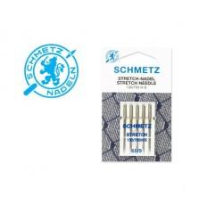 Иглы Schmetz стрейч №65
