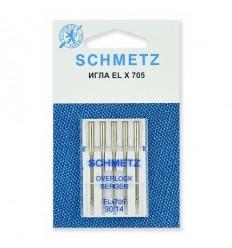 Голки Schmetz спеціальні для оверлоків №75