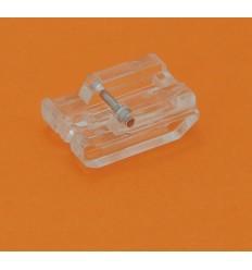 Лапка для потайной молнии, пластик. (PZ-5002)