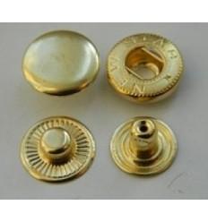 Кнопка маленькая №54 D-12.5 золото