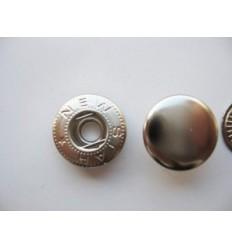 Кнопка маленькая никель №54 D-12,5