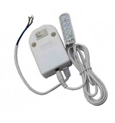 Светодиодный светильник - магнитная планка 10 диодов