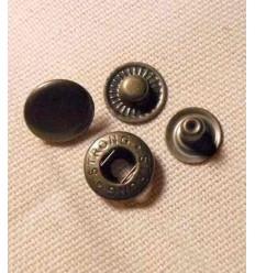 Кнопка маленькая №54 D-12.5 антик
