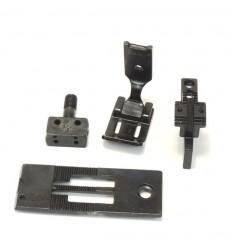 Сменный комплект для 2-х игольных машин LH515/842 9.5 мм 3/8