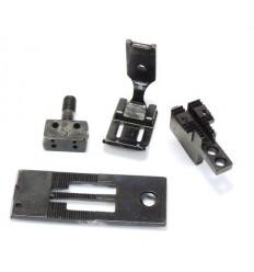 Сменный комплект для 2-х игольных машин LH515/842 14.3 мм 9/16