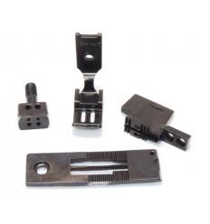 Сменный комплект для 2-х игольных машин LH515/842 5 мм 3/16