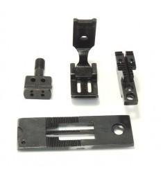 Сменный комплект для 2-х игольных машин LH515/842 6.4 мм 1/4