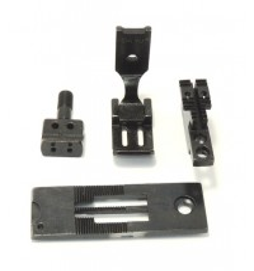 Змінний комплект для 2-х голкових машин LH515 / 842 6.4 мм 1/4