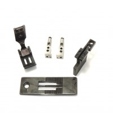 Змінний комплект для 2-х голкових машин з відключенням B845 4 мм 5/32