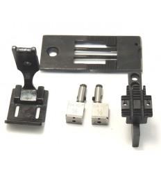Змінний комплект для 2-х голкових машин з відключенням B845 15.9 мм 5/8