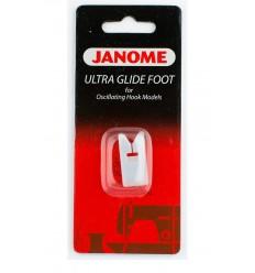Лапка JANOME тефлоновая 7мм в блистере ( LB 0005)