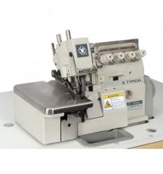 Промисловий оверлок TYPICAL GN3000-4C