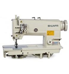 Двухигольная промышленная машина SHUNFA SF 842-М