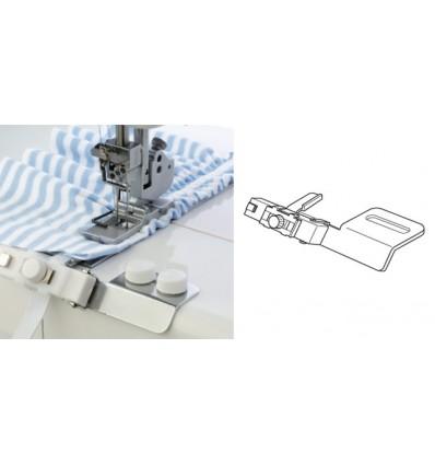 Пристрій для пришивання широкої гумки (9-13,5 мм) до розпошивальної машини Janome Cover Pro (LO 0004)
