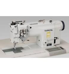Двохголкова промислова машина TYPICAL GC6240BD