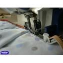 Лапка для вшивания тесьмы - резинки к оверлокам Brother( LO 0005)