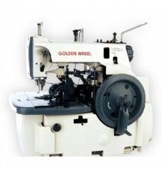 Промышленная машина Golden Wheel 31168-6 (Minerva type)