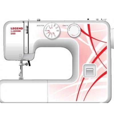 Швейная машина Janome LE 20