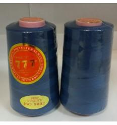 Нитки 777 40/2 цвет темно-синий