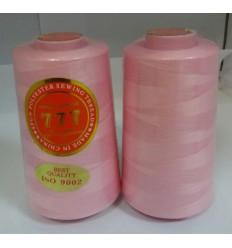 Нитки 777 40/2 цвет розовый