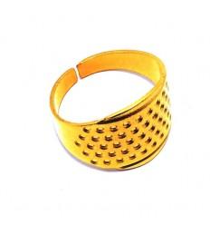 Кольцо-наперсток регулируемый jp053