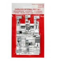 Набор лапок для коверлока Minerva 3000 CL