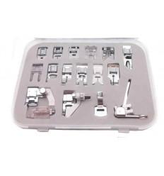 Набір лапок 16 шт для швейної машини SewingGood (SH11-016)