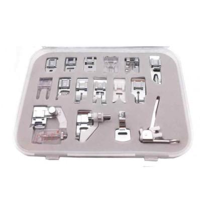 Набор лапок 16 шт для швейной машины SewingGood (SH11-016)