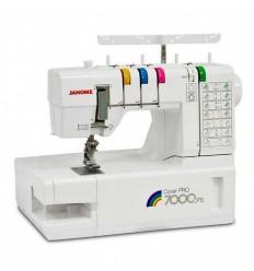 Розпошивальна машина Janome Cover Pro 7000 CPS