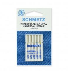 Иглы Schmetz универсальные набор №80-90 (5 шт)