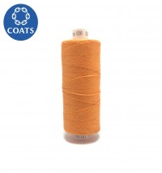 Нитки Coats Astra №30 джинсові, 300 m (2429) помаранчевий