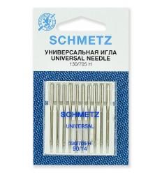 Иглы Schmetz универсальные №90 (10 шт)