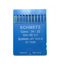 Иглы Schmetz MY1014 B (SY 7256) №80