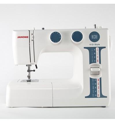 Швейная машина Janome 412i Style