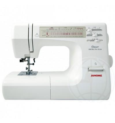 Швейная машина Janome Decor Excel 5124