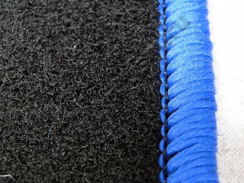 Вид обработки края ковровым оверлоком SHUNFA ОС 20-2